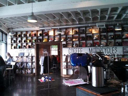 motor coffee