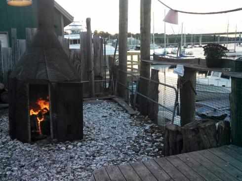 3 Tides Fire Pit